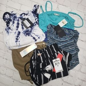 NWT Reseller NOT so mystery box 5 pieces